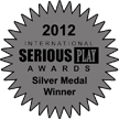 Serious Play Awards - Silver Medal
