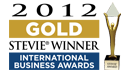 International Business Awards - Gold Stevie